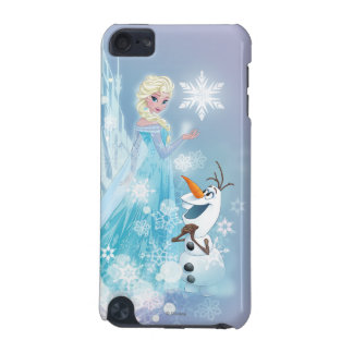 Ipod Touch 2nd Generation Disney Cases Elsa and Olaf -...