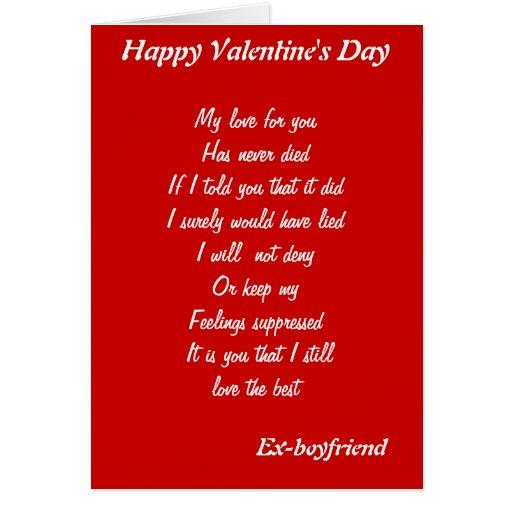 Valentine Gift For Ex Boyfriend How Do I Know If My Ex Boyfriend
