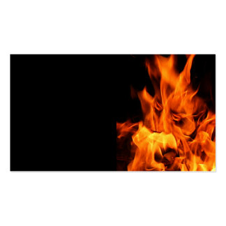 Flame Business Cards 5 300 Flame Business Card Templates