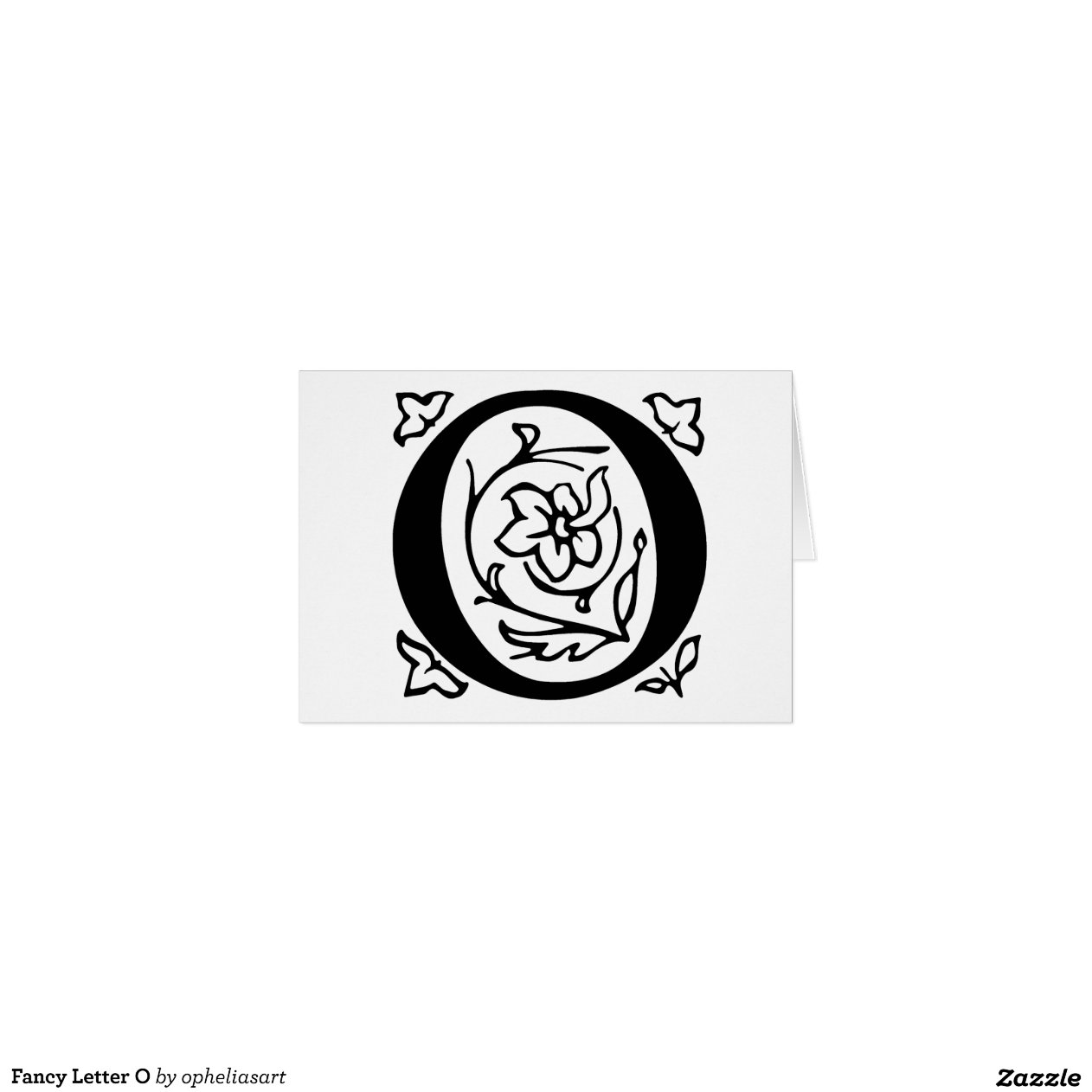 Fancy Letter O Designs Home Sweet Home