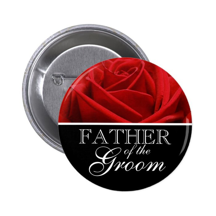 Father Of The Groom Wedding Designation Pins On Popscreen