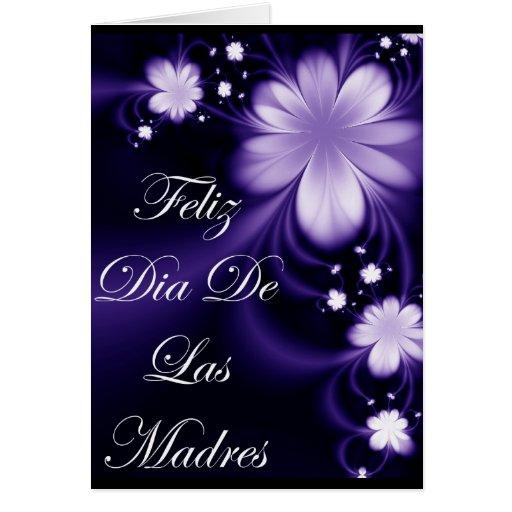 Feliz Dia De Las Madres Cards | Zazzle