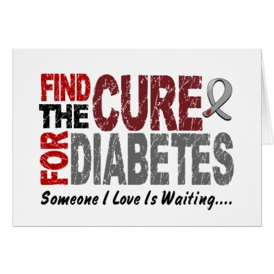 Diabetes still has no cure