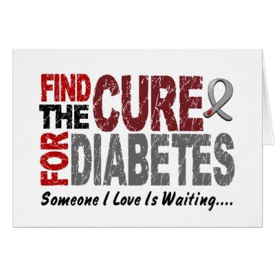 Diabetes still has no cure