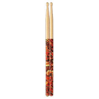 fire agate drum sticks. Black Bedroom Furniture Sets. Home Design Ideas