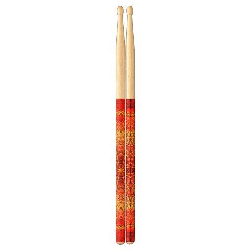 fire passion drum sticks zazzle. Black Bedroom Furniture Sets. Home Design Ideas
