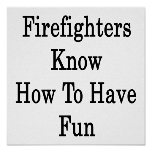 Firefighters know how to extinguish a fire 8