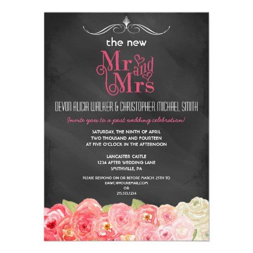 Post Wedding Party Invitation Wording: 1,000+ Post Wedding Reception Invitations, Post Wedding