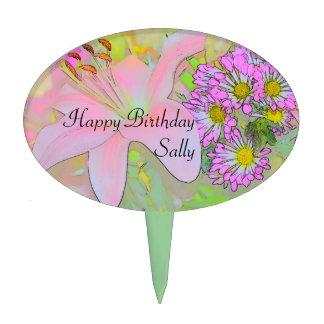Happy Birthday Sally Boot Cake