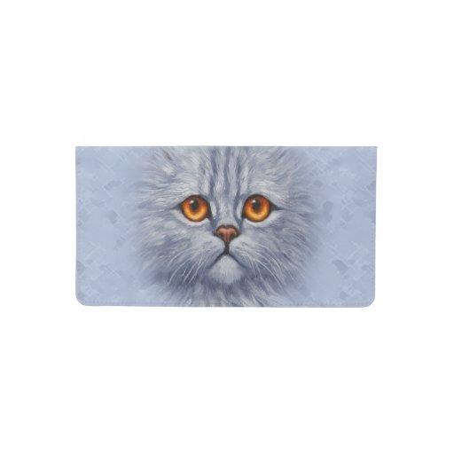 fluffy light gray cat - photo #34