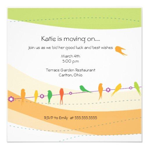 job quotes farewell invitation quotesgram