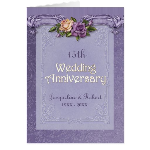 Fifteenth Wedding Anniversary Gifts: 15th Wedding Anniversary T-Shirts, 15th Anniversary Gifts