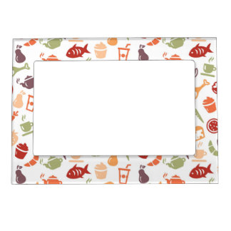 Chef Magnetic Picture Frames | Zazzle