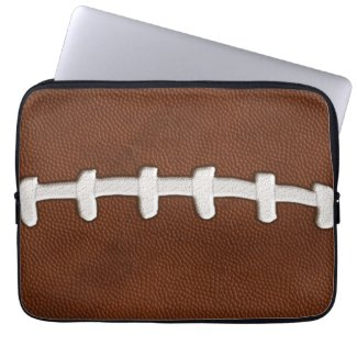 Football Cases for Your Laptop Computers Computer Sleeve