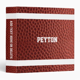 Football Texture Personalized