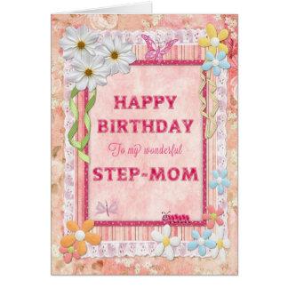 Step Mom Birthday Cards Card Templates Jpg 324x324 Happy For Stepmom