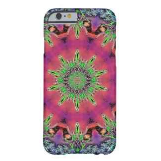 Fractal Abstract Cell Phone Case by Artful Oasis