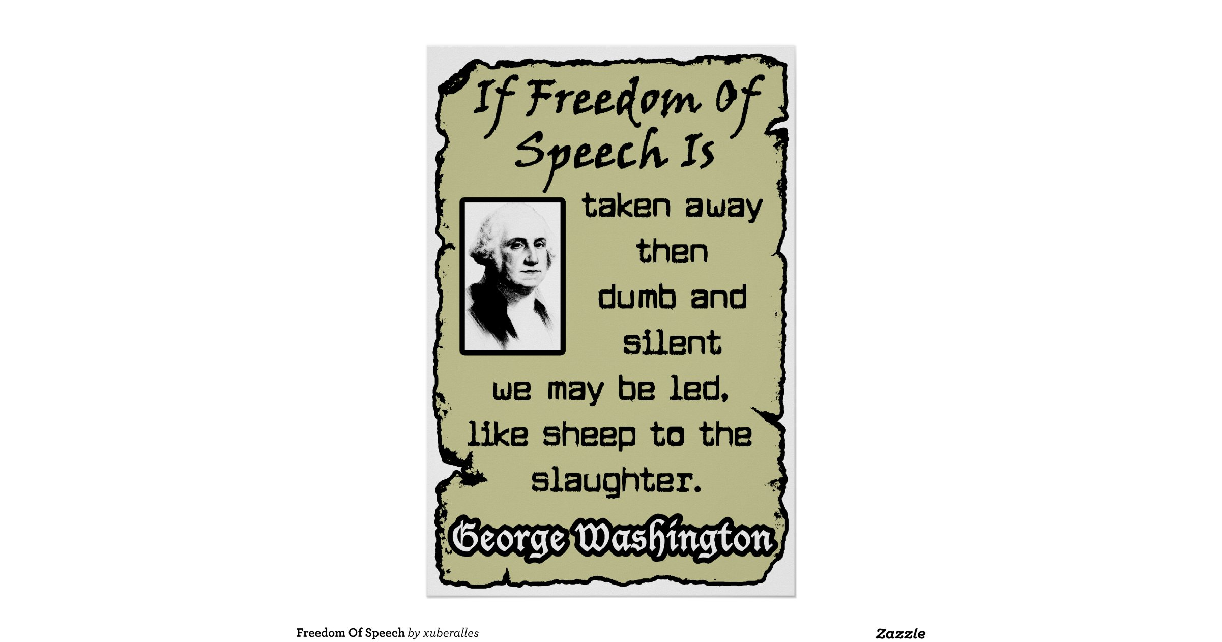 My poster design for: The human right for freedom of ... |Freedom Of Speech Poster Ideas