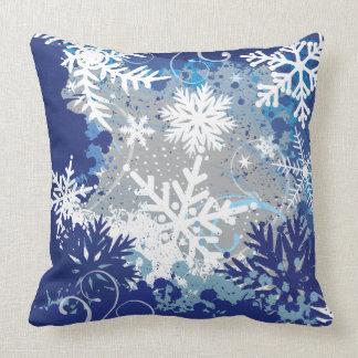 Light Blue Christmas Pillows Decorative Amp Throw Pillows