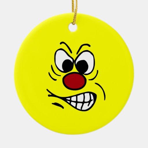 clip art christmas smiley face - photo #23