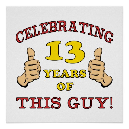 13th Birthday Quotes For Boys. QuotesGram