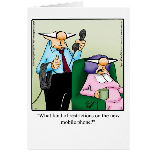 Funny Birthday Humor Card For Him