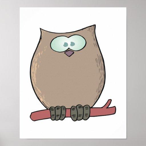 funny cartoon owls - photo #16