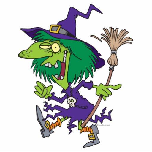 Witch Cartoon Halloween