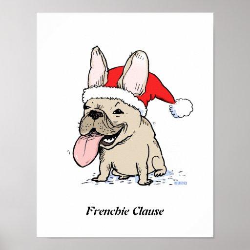 funny christmas bulldog - photo #17