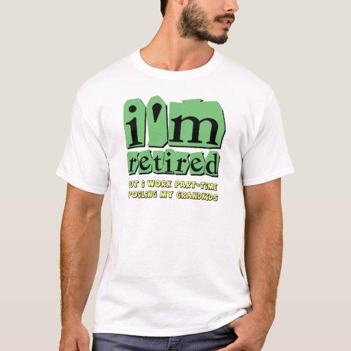 Funny Retirement T Shirt Zazzle