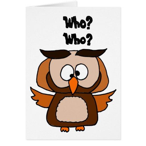 funny cartoon owls - photo #2