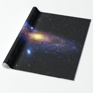 Outer Space Wrapping Paper   Zazzle