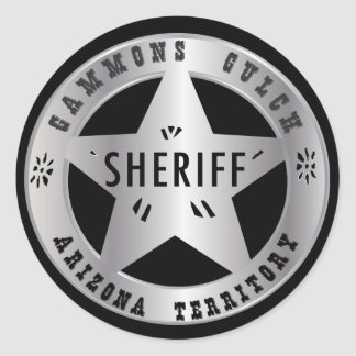 700 Sheriff Badge Stickers And Sheriff Badge Sticker