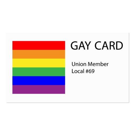 Gay Cards 54