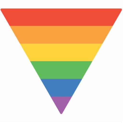 Gay Symbol Triangle 32