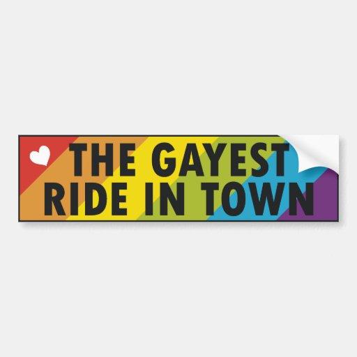 Free Gay Pride Bumper Stickers 28