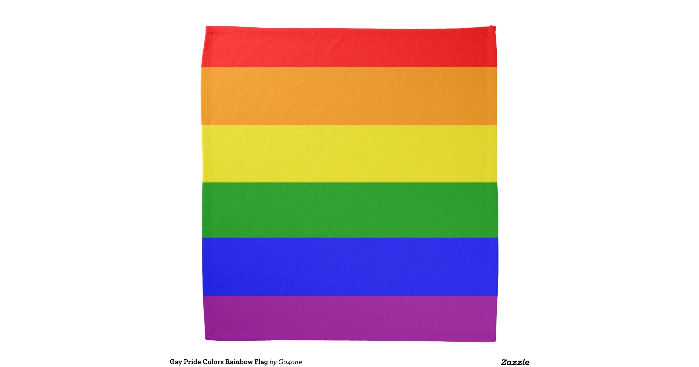 Gay Bandana Colors 41