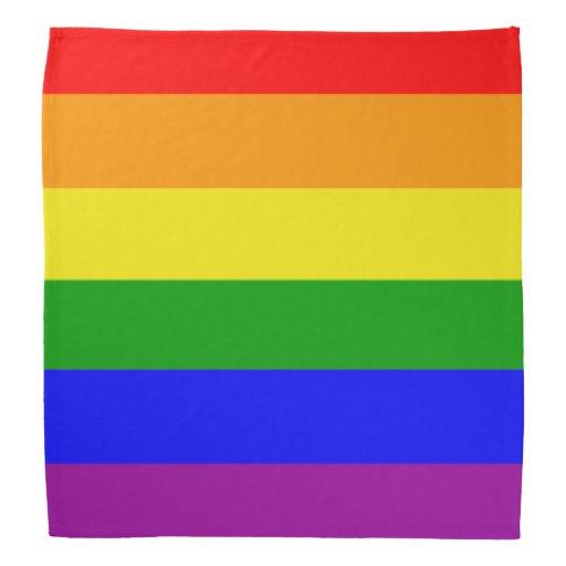 Gay Bandana Colors 32