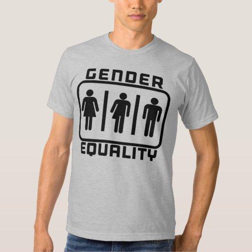 GENDER EQUALITY: Transgender LGBT Bathroom Law T-Shirt ...