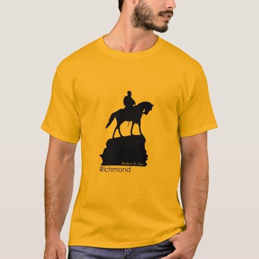 General Robert E Lee T Shirt Zazzle