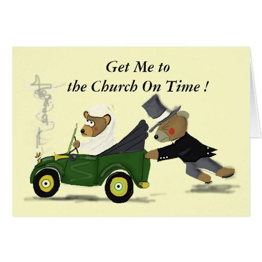 Mobile Me A Landscape Design App That Gets Personal: Get Me To The Church On Time ! Card