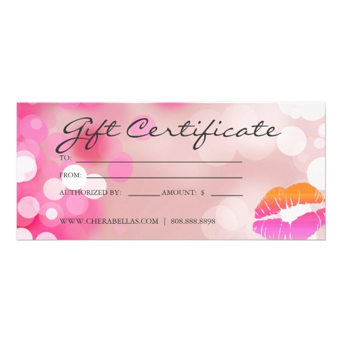 free printable hair salon gift certificate template - search results for salon gift certificate template