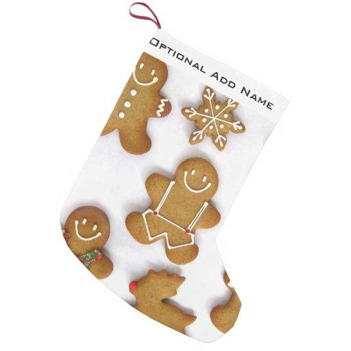 Gingerbread Stocking 93