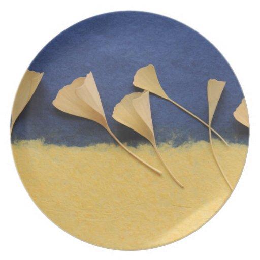 Custom made paper plates