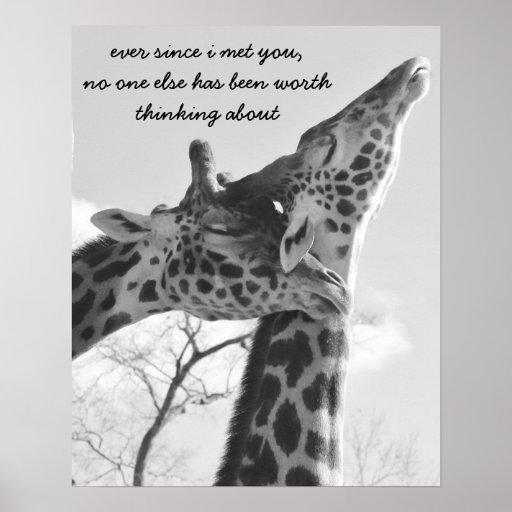 Giraffe Quotes: Giraffe Sayings