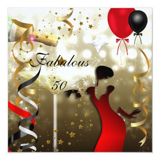 Fabulous 50 Birthday Women
