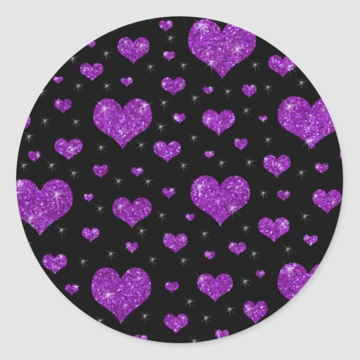 purple glitter related keywords - photo #9