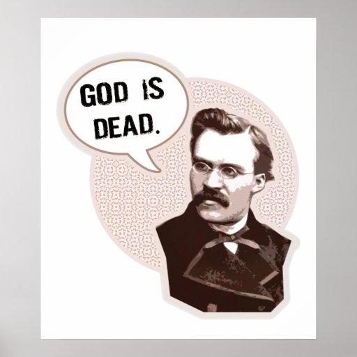 "Friedrich Nietzsche's ""God is Dead"" Essay"