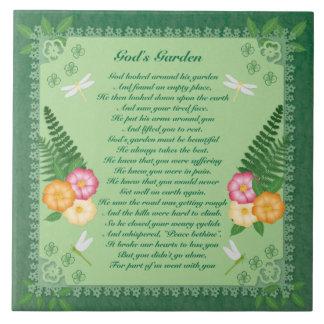Bereavement Poem Ceramic Tiles Zazzle