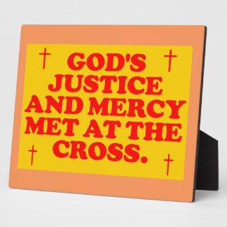 lyrics justice and mercy meet on the cross